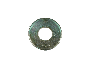 Flat Washers For Grade 8 Steel/Zinc Gold