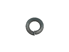Grade 5 Split Lock Washers Zinc/Gold