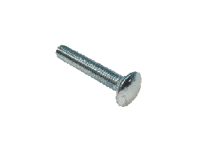 Grade 2 Carriage Bolts Steel/Zinc