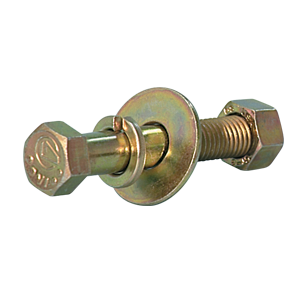 Six Shooter™ Capscrews USS/Coarse Thread