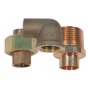 Copper Sweat-On Fittings