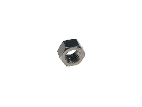 Miniature Hex Nuts (#0 - #2)