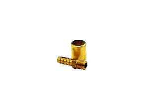 Brass Crimp Style Air Brake Fittings
