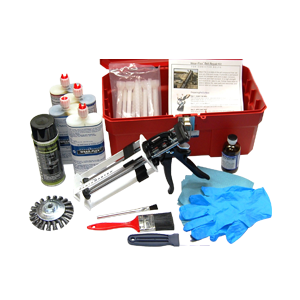 Wear-Flex Self-Leveling Belt Repair Kit